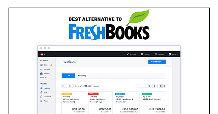 The smart Trick of Alternative To Freshbooks That Nobody is Discussing