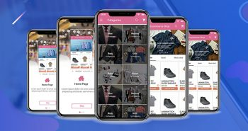 ecommerce mobile app, ecommerce app, mobile ecommerce, apps industry, top ecommerce companies