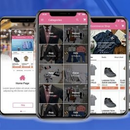 Retail & E-Commerce Industry Needs Mobile App