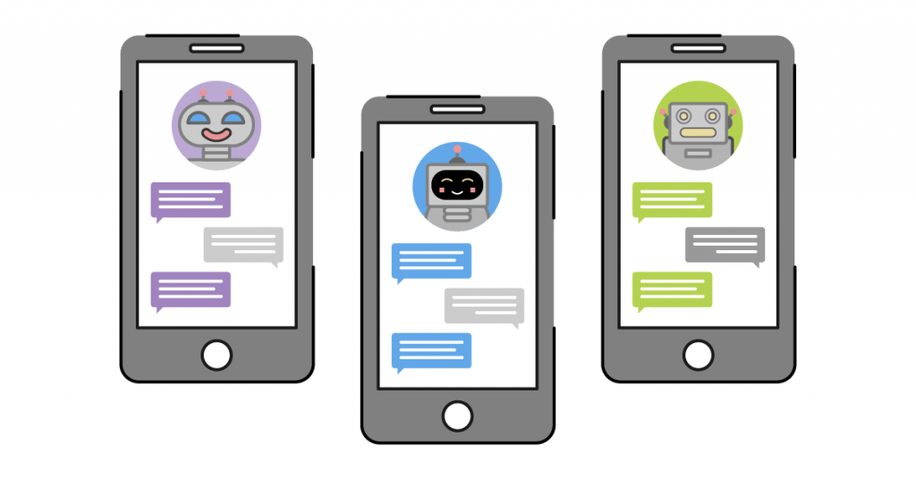 Increasingly Virtual Orders and Chatbots