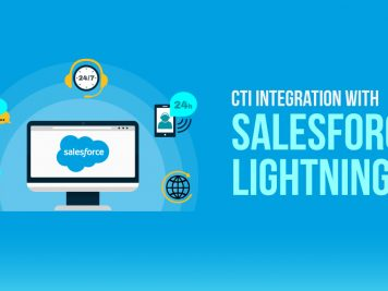 CTI Integration with Salesforce Lightning