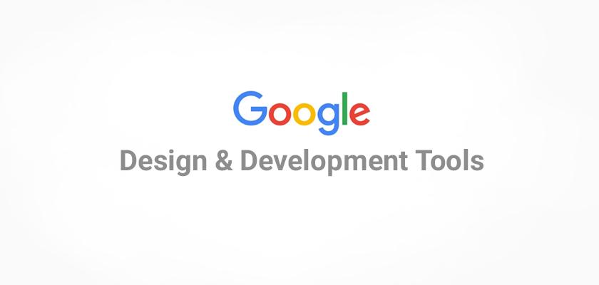 12 Google Design & Development Tool